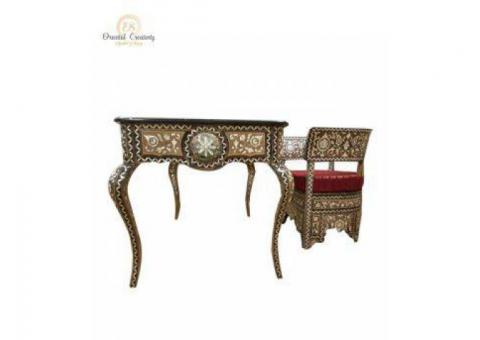 Buy Seashell Office Desk