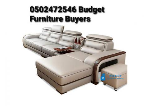 used furniture buyers in remraam 0502472546