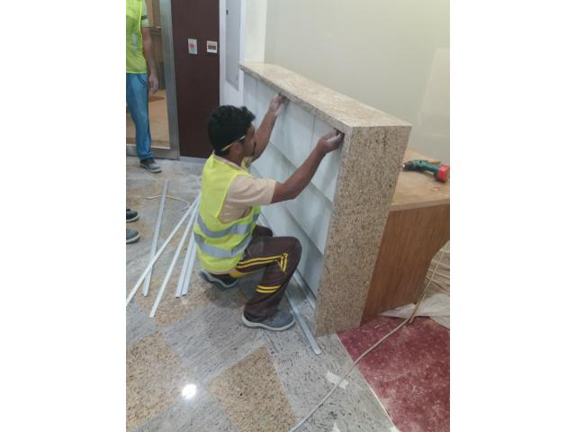Office Renovation, Modification ,villa home fit outworks 052- 5868078