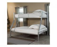 New Bunk Bed Bottom Double Made in Malaysia With Medical Mattress