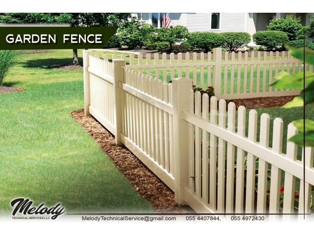 Wooden Fence Suppliers in Dubai | Garden Fence Dubai | Privacy Fence Suppliers in UAE