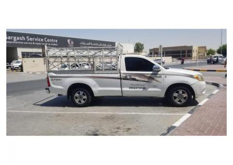 1&3 pickup truck for rent in al barsha 0555686683