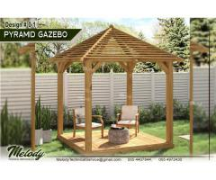 Gazebo Suppliers Dubai | Garden Gazebo in Dubai | Wooden Gazebo in UAE