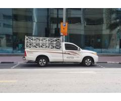 pickup truck for rent in difc 0555686683
