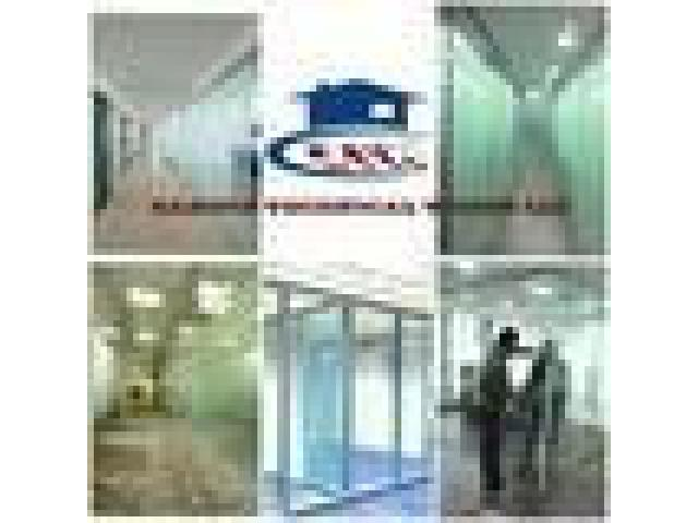 OFFICE GLASS PARTITION DISMANTLING, DISPOSING AND RE INSTALLATION SERVICES 052-5868078