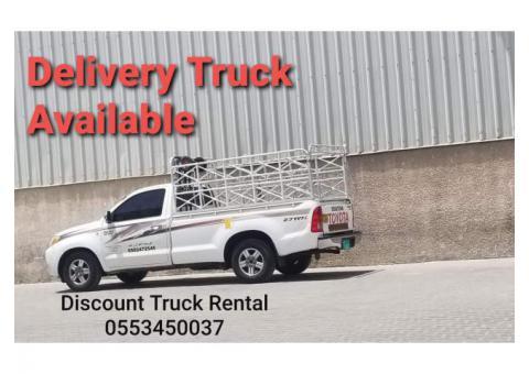 Pickup Rental In Business Bay 0553450037