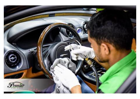 Top Luxury Car Workshop in Dubai - Premier Car Care