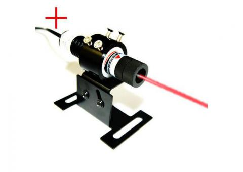 Precise Measured 30mW 650nm Red Cross Laser Alignment