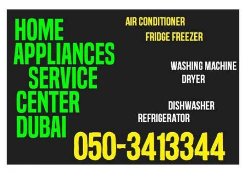 Fridge Washing Machine Dishwasher Repairing Center in Dubai