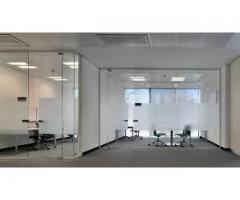 OFFICE GLASS / GUPSUM PARTITIONS DISMANTLING, DISPOSING AND RE INSTALLATION SERVICES 052-5569978