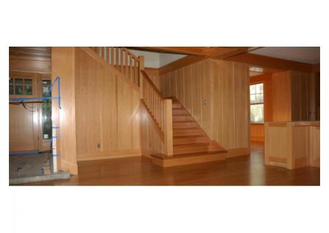 WOODEN FURNITURE, DOORS, FLOORING AND PARGOLA POLISHING AND Paint Services 052-5868078