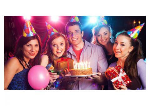 ENJOY YOUR BIRTHDAY PARTY IN DUBAI | BRAIN GAMES DUBAI