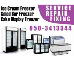Hotel Restaurant Walk in Chiller Cold Room Service Repair in Dubai