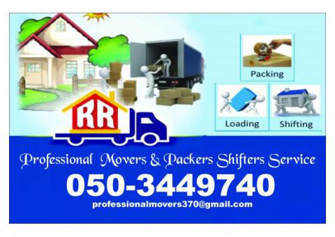 PROFESSIONAL MOVERS PACKERS AND SHIFTERS SERVICES 050 344 9740
