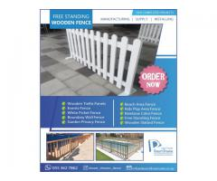 Swimming Pool Privacy Fences | Wall Mounted Fences | Restaurant Privacy Fences Uae.