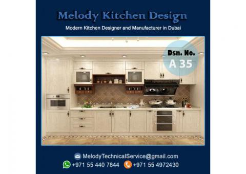 Kitchen Cabinets in Dubai | Wooden Kitchen Island Suppliers