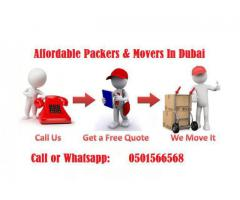 0501566568 Movers and Packers in Damac Hills