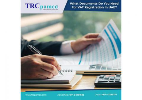 What Documents Do You Need for VAT Registration in UAE?