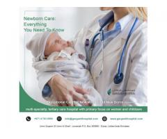 Newborn care: Everything you need to know