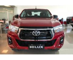 2019 Toyota Hilux Double Cab Revo 2.8L Diesel