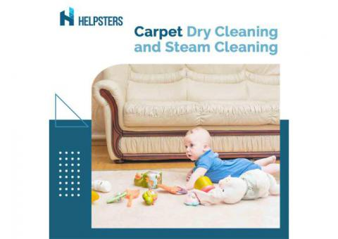 Difference between Carpet Dry Cleaning and Steam Cleaning