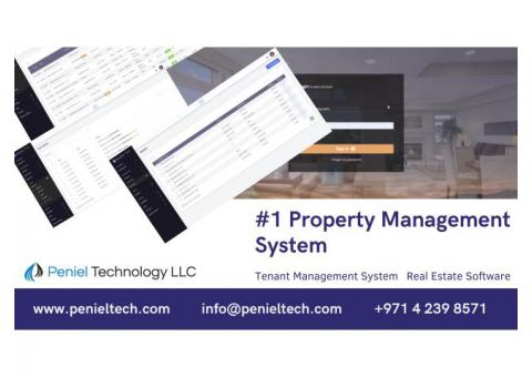Property Management Software for Dubai, UAE - Elate