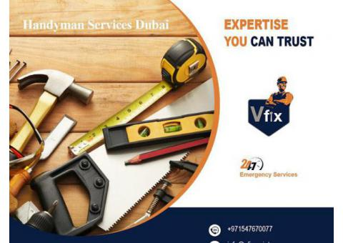 Best Handyman Services in Dubai