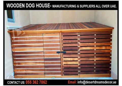 Wooden Tree House | Cat House | Dog House | Kids Play House | Abu Dhabi.