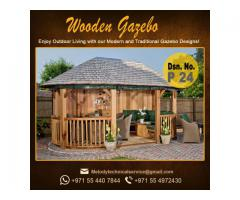 Wooden Gazebo Suppliers | Outdoor Gazebo in Dubai | Patio Gazebos