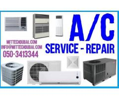 Whirlpool Super Daikin Carrier Ac Service Repair Fixing in Dubai