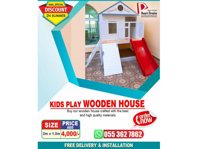 Wooden Furniture Suppliers in Uae | Kids Play Wooden Items | Wooden Planters.