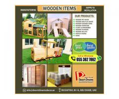 Wooden Pet House | Kids Play House | Manufacturing and Supply | Wooden Furniture.
