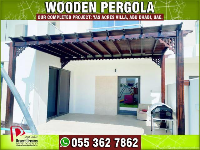 Pergola Uae | Pergola Al Ain | Pergola Abu Dhabi | Supply and Installation.