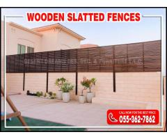 Vertical Fence and Horizontal Fence in Uae | Supply and Installation in Abu Dhabi, Al Ain.