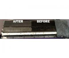 handyman AL AIN 055-5269352 split ac gas clean repair leak duct electrical