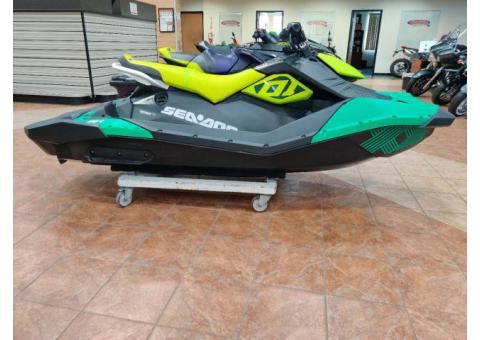 2021 Sea-Doo SPARK 3UP 90 TRIXX WhatsApp +13236413248