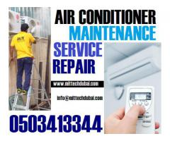 Split Air Conditioner Ac Service Repair Maintenance Cleaning in Dubai