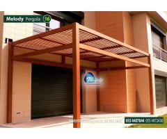Pergola Contractor in UAE   Outdoor Pergola Abu Dhabi   Patio Pergola