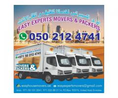 Moving & Packing House Movers Company 0502124741 in Dubai Sharjah