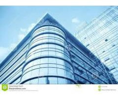 Printed Glass, GLASS Bending, ALUMINIUM, GYM MIRROR, Office PARTITION, CALL 055 2196 236