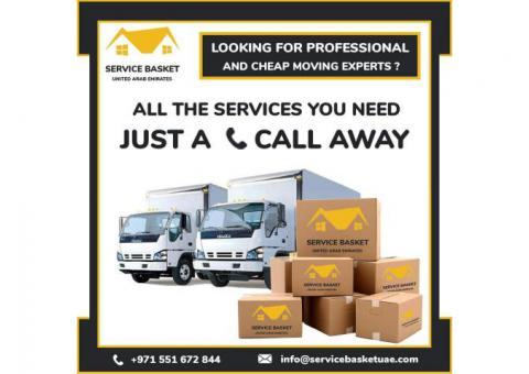 Villa Movers in Arabian Ranches 0551672844