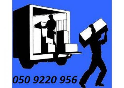 Dubai Movers / 050 9220956