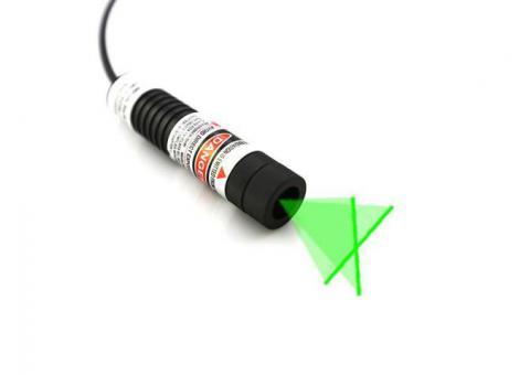 Wide Applications Berlinlasers Green Cross Line Laser Module