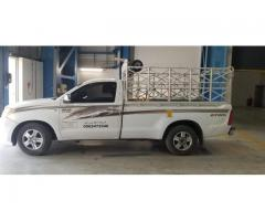 pickup truck for rent in  palm jvc 0504210487