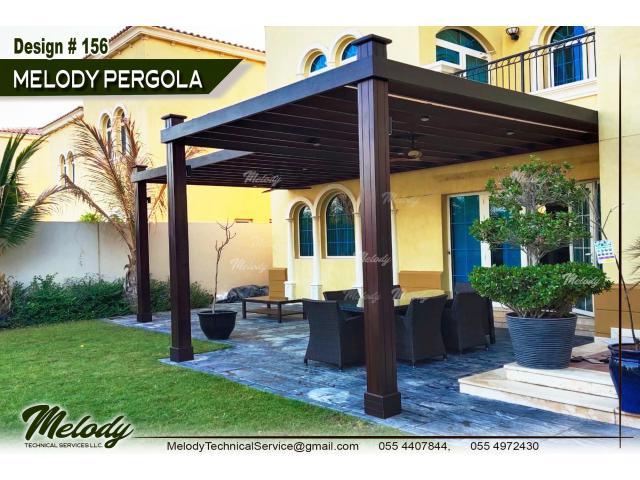 Pergola Installation UAE | Pergola Contractor in Dubai | Pergola Suppliers UAE