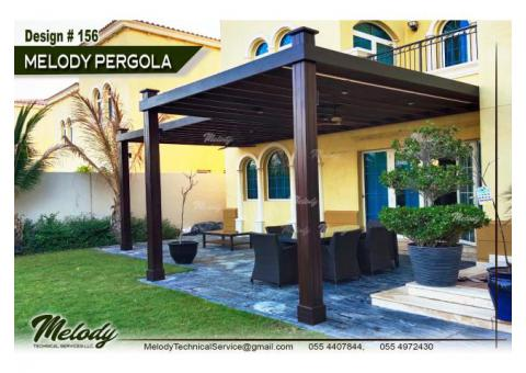 Pergola Installation UAE | Pergola Contractor in Dubai | Pergola Suppliers UAE