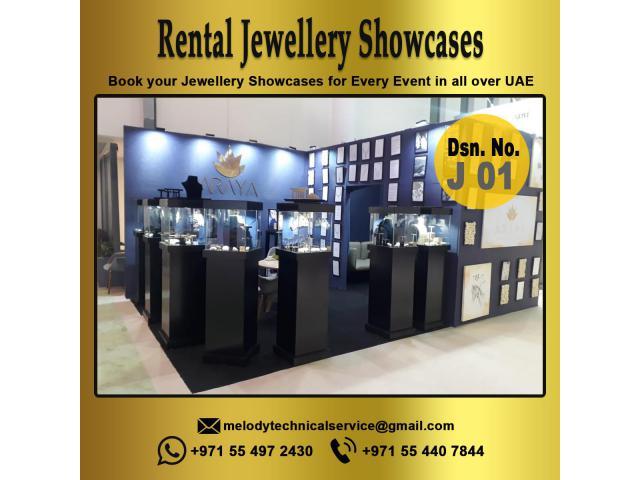 Display Showcases Dubai   Jewelry Display sale and Rental UAE  