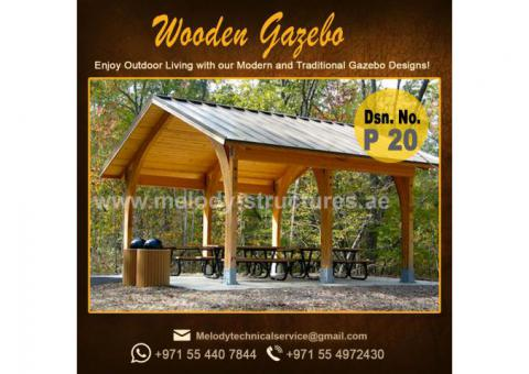 Gazebo Installation UAE | Customize Gazebo Dubai | Seating Area Gazebo