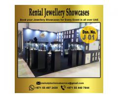 Jewelry Showcases Dubai | Jewelry Display Suppliers |  Display Sale,Events,Exhibition