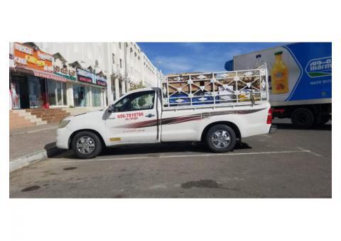 pickup truck for rent in  bur dubai 0504210487